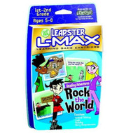Leapfrog Leapster L-Max Game: Reading Adventure Rock The World For - EE698551