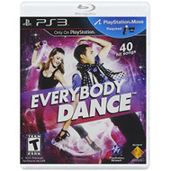 PS3 Everybody Dance For PlayStation 3 Music - EE698627