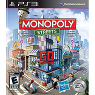 Monopoly Streets For PlayStation 3 PS3 Board Games - EE698655