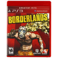 Borderlands For PlayStation 3 PS3 - EE698725