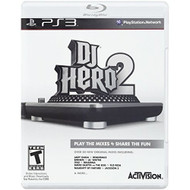 DJ Hero 2 Software Stand Alone For PlayStation 3 PS3 - EE698723