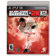 Major League Baseball 2K12 For PlayStation 3 PS3 - EE698873
