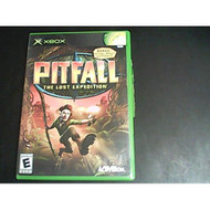 Pitfall: The Lost Expedition For Xbox Original With Manual and Case - EE698923