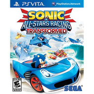 Sonic And All-Stars Racing Transformed PlayStation Vita For Ps Vita - EE698970
