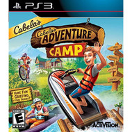 Cabela's Adventure Camp For PlayStation 3 PS3 Shooter - EE699060