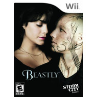 Beastly For Wii With Manual and Case - EE699226