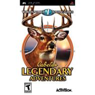 Cabela's Legendary Adventures Sony For PSP UMD Shooter - EE699364
