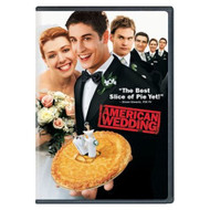 American Wedding Full Screen Edition On DVD With Jason Biggs - EE699599