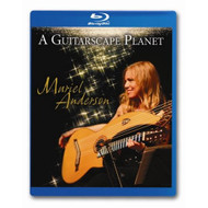 Muriel Anderson: A Guitarscape Planet Blu-Ray On Blu-Ray Music & - EE699636