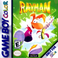 Rayman On Gameboy Color - EE699884