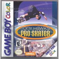 Tony Hawk's Pro Skater On Gameboy Color - EE699894