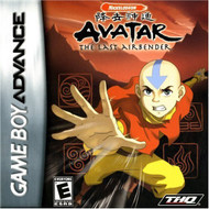 Avatar: The Last Airbender For GBA Gameboy Advance - EE699979
