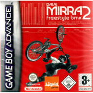 Dave Mirra BMX 2 GBA For GBA Gameboy Advance Racing - EE700001