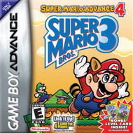 Super Mario Advance 4: Super Mario Bros 3 For GBA Gameboy Advance - EE700002