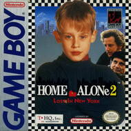 Home Alone 2: Lost In New York On Gameboy - EE700222