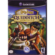 Harry Potter Quidditch World Cup For GameCube With Manual And Case - EE700313
