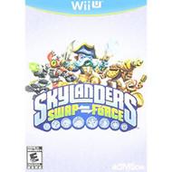 Skylanders Swap Force Game Only For Wii U RPG With Case - EE700335