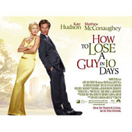How To Lose A Guy In 10 Days Full Screen Edition On DVD With Kate - EE700377