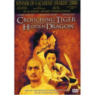 Crouching Tiger Hidden Dragon On DVD With Chang Chen - EE700443
