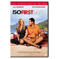 50 First Dates Full Screen Special Edition On DVD With Adam Sandler - EE700452