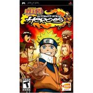 Naruto Ultimate Ninja Heroes Sony For PSP UMD - EE700479
