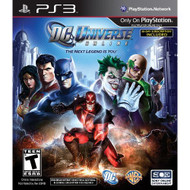 DC Universe Online For PlayStation 3 PS3 - EE700554