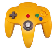 Nintendo OEM Controller Yellow For N64 - EE700701