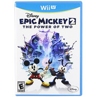 Epic Mickey 2: The Power Of Two For Wii U Disney - EE700878