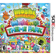 Moshi Monsters Moshlings Theme Park Nintendo For 3DS With Manual And - EE700924