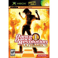 Dance Dance Revolution Ultramix 3 Xbox For Xbox Original RPG - EE700975
