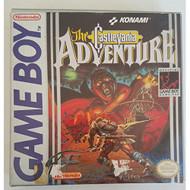 The Castlevania Adventure On Gameboy - EE701080