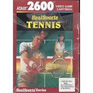 Realsports Tennis For Atari Vintage - EE701235