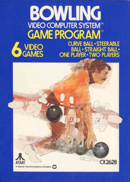 Bowling For Atari Vintage - EE701242