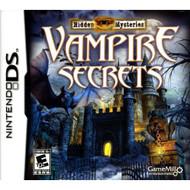 Hidden Mysteries: Vampire Secrets For Nintendo DS DSi 3DS 2DS - EE701542