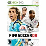 FIFA Soccer 09 For Xbox 360 - EE701771