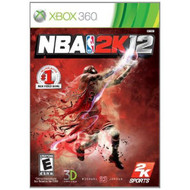 NBA 2K12 For Xbox 360 Basketball - EE701782
