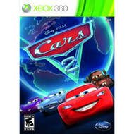 Cars 2: The Video Game For Xbox 360 Disney Racing - EE701906