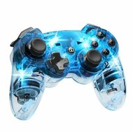 Afterglow Wireless Controller Blue For PlayStation 3 PS3 Gamepad - EE701942