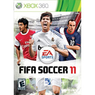 FIFA Soccer 11 For Xbox 360 - EE702135