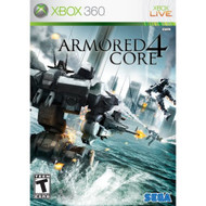 Armored Core 4 Game For Xbox 360 - EE702376