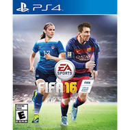 FIFA 16 Standard Edition For PlayStation 4 PS4 Soccer - EE702469