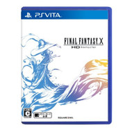 Final Fantasy X HD Remaster Japan Import For Ps Vita - EE702564