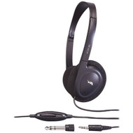 Cyber Acoustics 3.5MM Plug ACM-90 Stereo Headset With Volume Control - EE702771