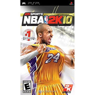 NBA 2K10 Sony For PSP UMD Basketball - EE702888
