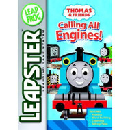 Leapfrog Leapster Learning Game Thomas And Friends Calling All Engines - EE703064