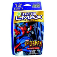 Leapfrog Leapster L-MAX8482 Educational Game: Spider-Man The Case Of - EE703066