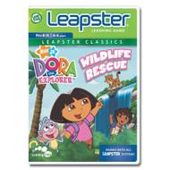 Leapfrog Leapster Educational Game Dora The Explorer For Leap Frog - EE703069