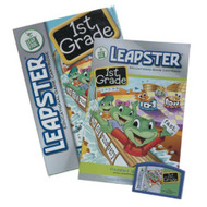 Leapfrog Leapster Learning Game: 1st Grade For Leap Frog - EE703077