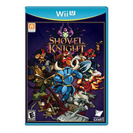 Shovel Knight For Wii U With Manual and Case - EE703236