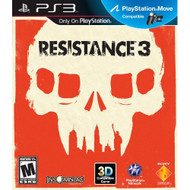 Resistance 3 For PlayStation 3 PS3 Shooter - EE703425